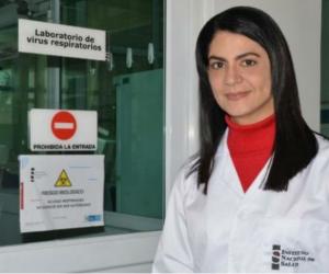 Martha Lucía Ospina, directora del INS.