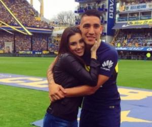 Melody Pasini y Ricardo Centurión.