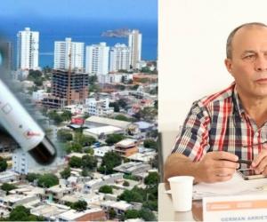 El reporte lo dio el secretario de Salud Distrital, Germán Arrieta.