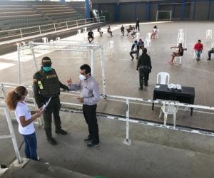 Gobernación desarrolla seguimiento a las medidas establecidas en cuarentena.