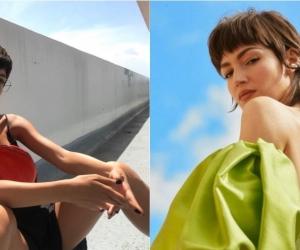 La actriz española Úrsula Corbero