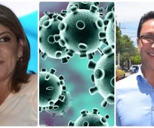 Tanto Virna Johnson como Carlos Caicedo aparecen con la misma percepción frente a los encuestados por Cifras & Conceptos.
