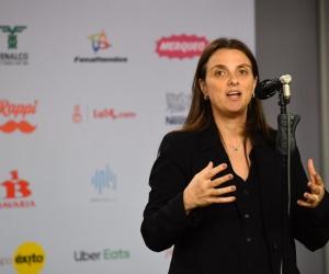 La consejera para las Regiones, Karen Abudinen, subrayó que esta campaña busca que los colombianos aporte en esta emergencia para favorecer a los más necesitados.