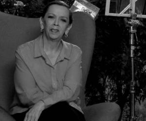 La actriz y humorista Lucero Gómez.
