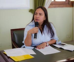 Elizabeth Molina Campo.