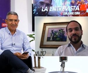 Jorge Cura en La Entrevista.