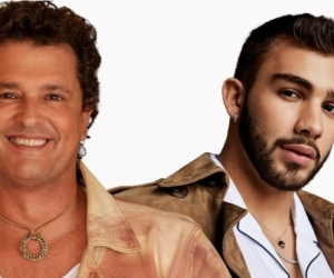 Carlos Vives y Manuel Turizo.