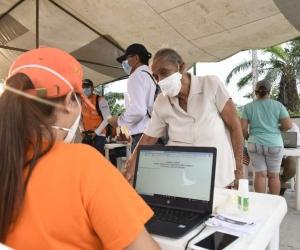 La Gobernación del Magdalena activó el comité de transparencia durante las entregas de mercados en el municipio de Aracataca.