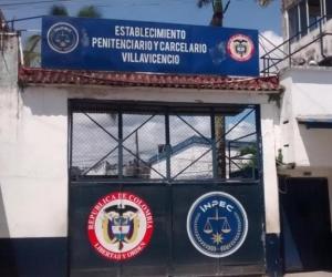 Cárcel de Villavicencio.