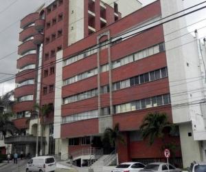 Clínica General del Norte de Barranquilla, donde falleció el adulto mayor.