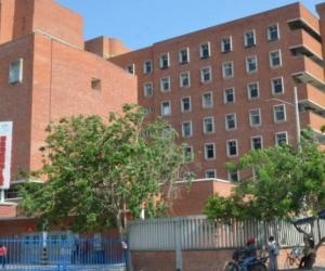 Hospital Julio Méndez Barreneche - Referencia.