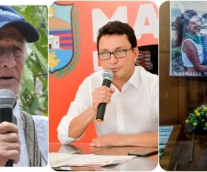 El gobernador le pone la 'lupa' nuevamente a la zona rural de Santa Marta.