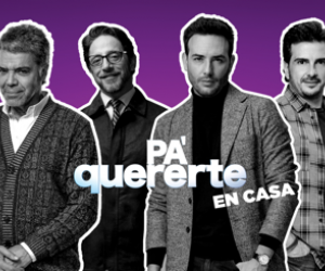Toño, Mauricio, Octavio y Jorge.