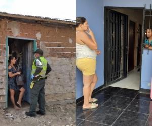Casa por casa recorre la Policía del Magdalena para atacar este peligroso reto.