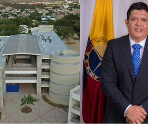 Universidad del Magdalena - rector Pablo Vera Salazar.