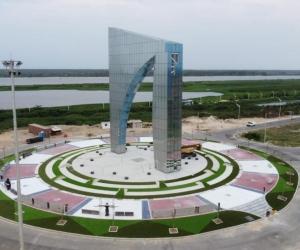 La ventana de campeones, en Barranquilla