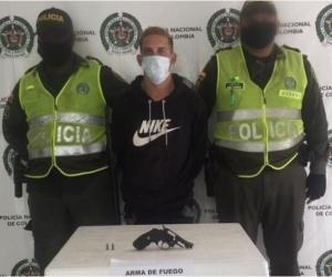 El hombre de nacionalidad venezolana fue trasladado hasta las instalaciones de la Fiscalía Seccional de Fundación, donde fue judicializado por el delito de homicidio en grado de tentativa.