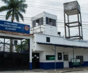 Carcel de Villavicencio.
