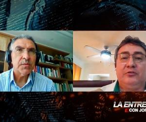 Jorge Cura entrevista a Ómar García.
