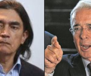 Gustavo Bolívar atacó sistemáticamente a Álvaro Uribe por Twitter.