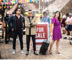 El video de la canción fue grabado en la ciudad de Bogotá.