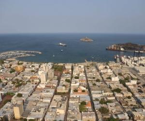 El norte de la ciudad de Santa Marta concentra el mayor número de contagios de covid-19.