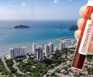 Siguen aumentando los casos de coronavirus en Santa Marta y Magdalena.