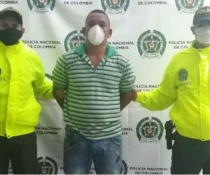Hombre capturado por violencia intrafamiliar en Concordia.