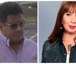María Jimena Duzán dice que Darío Barros es quien habla con el 'Ñeñe', sin embargo, el contratista desmiente su versión.