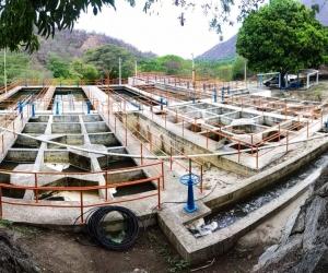 El personal de la Essmar prevé que el agua se pondrá turbia por el aumento de las lluvias.