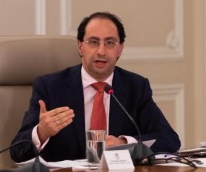 Ministro de Comercio, Industria y Turismo, José Manuel Restrepo Abondano.