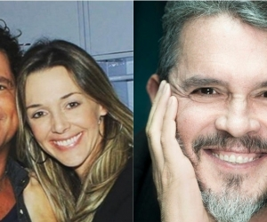 Carlos Vives, Claudia Elena Vásquez, Guillermo Vives.
