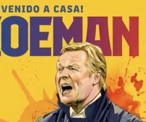 Ronald Koeman.