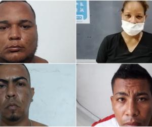 La Fiscalía logró la judicialización de 13 personas, 12 de ellas afectadas con medida de aseguramiento privativa de la libertad Soledad, Atlántico.