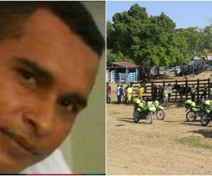 Tovar Beleño había sido capturado en noviembre del 2015 por robo de un vehículo en Ariguaní.