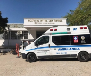La persona herida fue identificada como Carlos Eduardo Orozco Mejía, de 23 años.