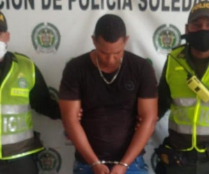 Franklin Rafael Buzón Jiménez, el capturado.