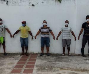 Capturados por hurto de ganado en Pivijay.