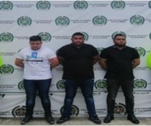 Estos sujetos hacían parte del grupo delincuencial organizado 'Los Loteros'.