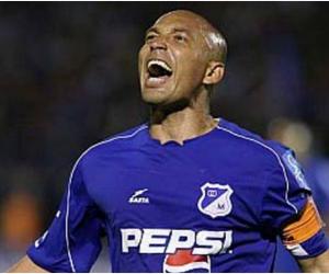 El exjugador está recluido desde el pasado viernes en un centro asistencial de Barranquilla.