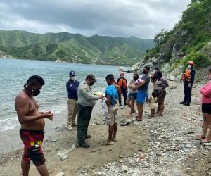 La Policía Metropolitana de Santa Marta señaló que durante este fin de semana fueron sancionadas 17 personas por violar el decreto para el uso de playas en el Distrito.