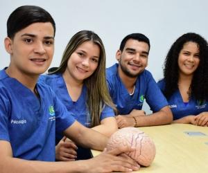 Facultad de Psicología de la UCC.