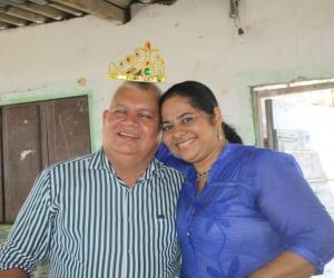 Aunque ya no eran esposos, Josefina publicaba en sus perfiles de redes sociales las imágenes con el amor de su vida, el alcalde Luis Tete Samper.
