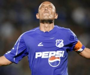 El exjugador brilló en varios equipos de Colombia.