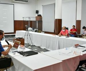 Consejo Departamental de Gestión del Riesgo.