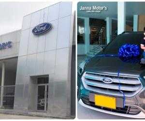 Janna Motors ofrece varias ofertas solo por el mes de septiembre.