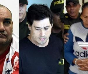 Nilson Mier, Cristian Camilo Bellón, Dalila Duarte.