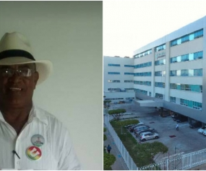 Una historia sin explicaciones fue lo que le hizo vivir la clínica de Alta Complejidad a la familia de Roiser Martínez.
