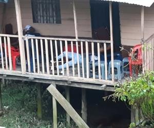 Nueva masacre en el departamento de Chocó.