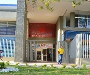 Sede de la Esap en Santa Marta